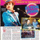 Elton John - Retro Magazine Pictorial [Poland] (December 2016) - 454 x 642