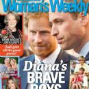 Prince Harry Windsor, Prince William - Woman's Weekly Magazine Cover [New Zealand] (7 August 2017)