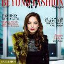 Kristin Kreuk – Beyond Fashion Magazine (Canada Issue – January 2019)