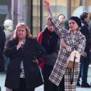 Diane Kruger at 'Summer: The Donna Summer Musical' in New York