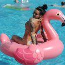 Jemma Lucy in Bikini in Portugal - 454 x 369