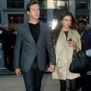 Armie Hammer and Elizabeth Chambers - 377 x 594