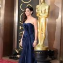 Sandra Bullock At The 86th Annual Academy Awards (2014)