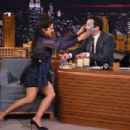 Priyanka Chopra Visits 'The Tonight Show Starring Jimmy Fallon' (March 13, 2017) - 454 x 302