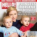 Princess Charlene of Monaco - Hello! Magazine Cover [Canada] (18 April 2016)
