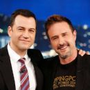"David Arquette - ABC's ""Jimmy Kimmel Live"" - Season 11 (October 2013)"