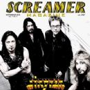 Michael Sweet, Robert Sweet, Tim Gaines, Oz Fox - Screamer Magazine Cover [United States] (September 2015)