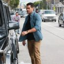 Jesse Metcalfe & Cara Santana Shop On Melrose