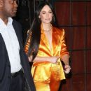 Kacey Musgraves – Leaving the Bowery Hotel in NYC - 454 x 609