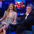 Jennifer Lopez at 'Watch What Happens Live with Andy Cohen' in New York