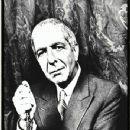 Leonard Cohen - 350 x 600