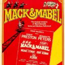 MACK AND MABEL Original 1974 Broadway Cast Starring Robert Preston - 454 x 710