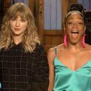 Taylor Swift - Saturday Night Live - 454 x 255