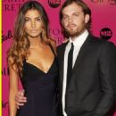 Lily Aldridge and Caleb Followill - 454 x 679