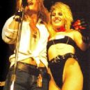 Axl Rose and Michelle Young