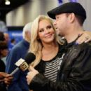 Jenny McCarthy Siriusxm At Super Bowl Xlix Radio Row In Phoenix