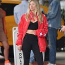 Josie Canseco in Tights – Out and about in Miami