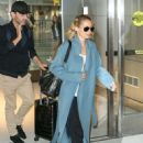 Nicole Richie – Arrives at JFK airport in New York - 454 x 636