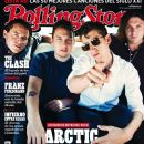Alex Turner, Jamie Robert Cook, Nick O'malley, Matt Helders - Rolling Stone Magazine Cover [Spain] (September 2013)