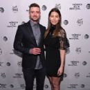 Justin Timberlake and Jessica Biel  : 'The Devil and the Deep Blue Sea' Premiere - 2016 Tribeca Film Festival