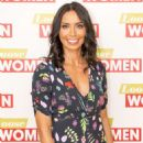 Christine Bleakley at 'Loose Women' TV show in London - 454 x 757