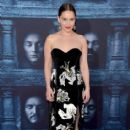 Emilia Clarke: Premiere of HBO's 'Game of Thrones' Season 6 - Arrivals