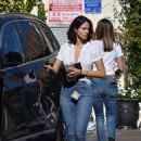 Eiza Gonzalez – Out in Studio City