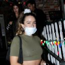 Sommer Ray – Night out at the Ivy in Los Angeles - 454 x 978