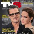 Angelina Jolie and Brad Pitt - 454 x 603