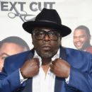 "Cedric The Entertainer attends the premiere of New Line Cinema's ""Barbershop: The Next Cut"" at TCL Chinese Theatre on April 6, 2016 in Hollywood, California"
