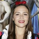 Italia Ricci - Los Angeles premiere of 'Megamind' held at Grauman's Chinese Theatre on October 30, 2010 in Hollywood, California