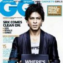 Shahrukh Khan - GQ Magazine [India] (February 2010)