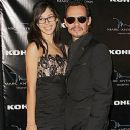 Marc Anthony and Debbie Rosado