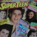 Jon Bon Jovi, Deborah Gibson - Superteen Magazine Cover [United States] (May 1989)