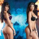 Camila And Mariana Davalos Lingerie Pictures - 454 x 284