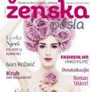 Ljerka Njerš  -  Magazine Cover
