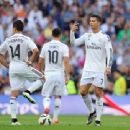 Real Madrid v. Valencia May 9, 2015