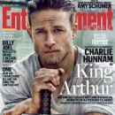 Charlie Hunnam - Entertainment Weekly Magazine Cover [United States] (31 July 2015)