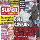 Monika Richardson - Super Express Magazine Cover [Poland] (28 March 2019)