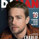 Charlie Hunnam For Da Man April/May 2017 - 454 x 588