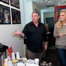 """Carrie Underwood's """"Blown Away"""" Morning in the Big Apple"""