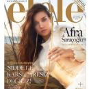 Afra Saraçoglu - Elele Magazine Cover [Turkey] (September 2020)