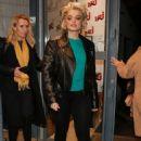 Bebe Rexha – Visited Voltage FM at NRJ radio studios in Paris