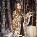 Victoria Justice 2014 Barneys Holiday Window Unveiling In Nyc