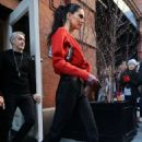 Kendall Jenner – Leaving the Mercer Hotel in NYC