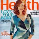 Christina Hendricks - Health Magazine Cover [United States] (August 2010)