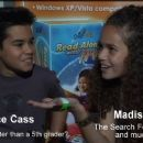 Madison Pettis and Bryce Cass