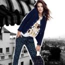 Emily Didonato Juicy Couture Holiday 2014 Lookbook