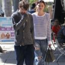 Aly Michalka and Stephen Ringer - 403 x 600