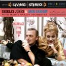 Shirley Jones and Jack Cassidy -- Marriage Type Love - 454 x 451